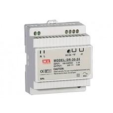 Stabilizált tápegység 230V/24V 45W DIN sínre szerelhető