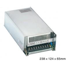 Stabilizált tápegység 230V/48V 500W