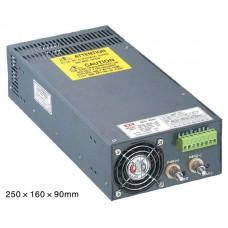 Stabilizált tápegység 230V/48V 1000W