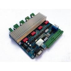 4 Tengelyes léptetőmotor vezérlő TB6560 USB