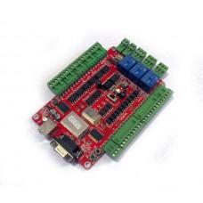 USB csatoló kártya 4 tengely CNCUSB
