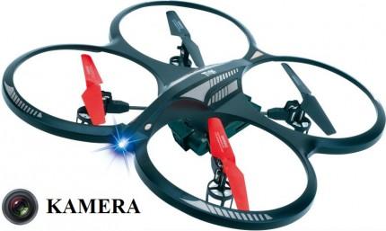X-Drone, kamerás változat