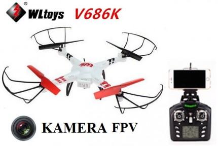 Quadcopter V686K 2.4GHz