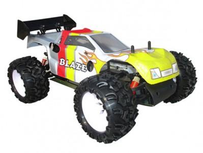 Blaze Truck robbanós 2WD 2,4GHz