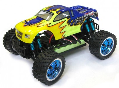 Himoto EXM-16 Brushless 2,4GHz (HSP Kidking BL)