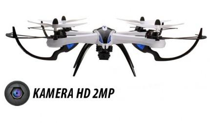 Tarantula X6 (kamera 720p, rádió 2.4GHz, 8GB kártya)