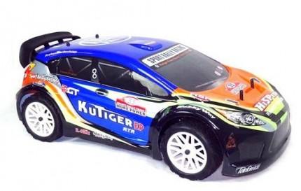 Himoto Rally Racing 2,4Ghz