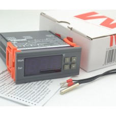 Digitális hőfokszabályzó (termosztát)