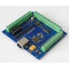 USB csatoló kártya 4 tengely, MACH3