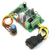 6-30V DC Motor sebesség szabályzó, polaritás váltás