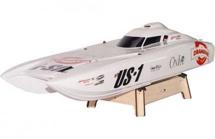 Joysway: US.1 Catamaran 2CH 2.4GHz RTR - 26ccm robbanós 95 okt.