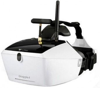 Walkera: Goggle 4 Entry 5.8GHz FPV HD (40 csatorna)