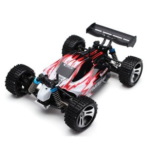 WL: High Speed Buggy 1:18 4WD 2.4GHz