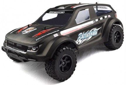 VRX Racing: Rattlesnake EBD 2.4GHz RTR
