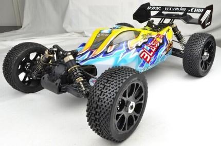 VRX Racing: Blast BX 2,4GHz - bezszczotkowy