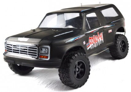 VRX Racing: Coyote EBD 2.4GHz RTR 1:10 4WD