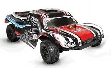 VRX Racing: DT5 EBL 2.4GHz - brushless