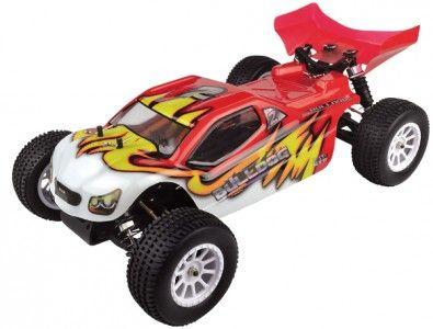 VRX Racing: Bulldog EBL 2.4GHz - bezszczotkowy