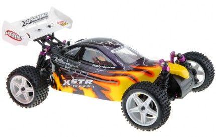 HSP: Buggy XSTR / Booster  2.4GHz 1:10