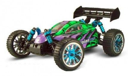 HSP: Troian Pro Buggy 2.4GHz 1:16 Brushless