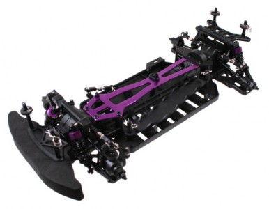 Himoto: Himoto Nascada - racing chassis 1:10