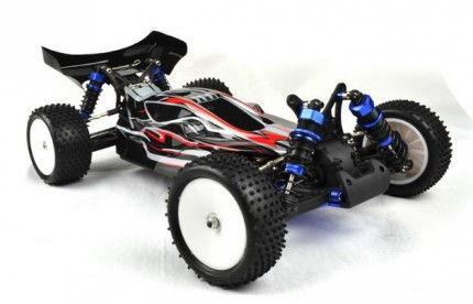 VRX Racing: Spirit EBL PRO 2.4GHz - brushless carbon