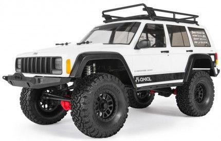 Axial: Axial SCX10 II 2000 Jeep Cherokee KIT