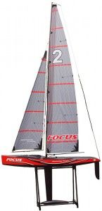 Joysway: Boat Focus II 4CH 2.4GHz RTR