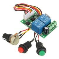 DC 6-24V 3A PWM RC Motor Speed Regulator Controller Switch