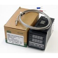 PID hőfokszabályzó 400°C REX-C100 + szenzor