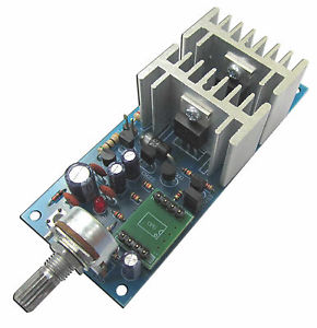 DC Motor Speed Control HHO/PWM 8 - 30VDC  30A max
