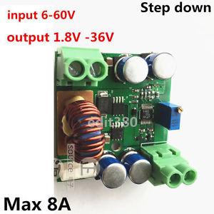 LT3800 8A DC Converter Volt Regulator