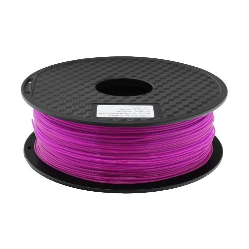PLA Transzparens Ciklámen filament Anycubic 1.75mm 1kg