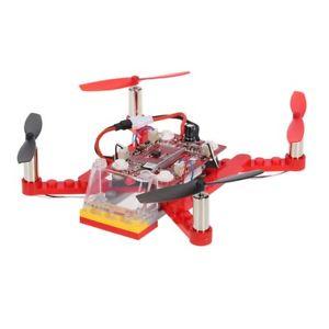 Építhető drón! Lego-hoz hasonló kockákból!