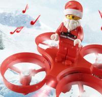 JJRC H67 Mikulás, karácsony drón