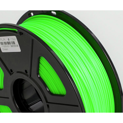 PLA Zöld filament Sunlu 1.75mm 1kg