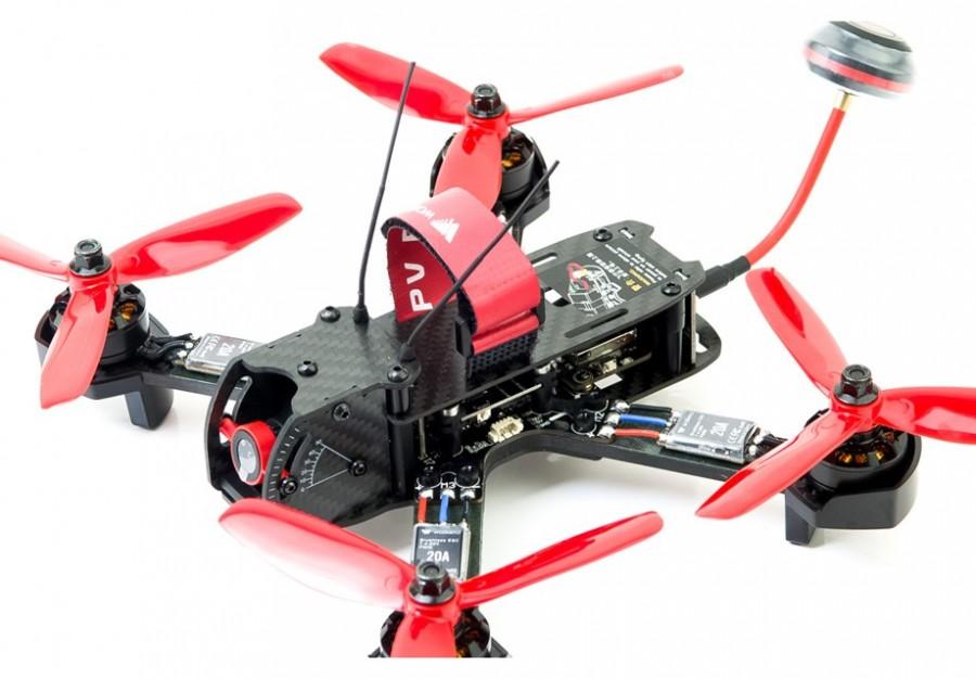 Walkera Furious 215 RTF1 (Devo 7 2.4GHz 6CH, 600TVL camera, FPV transmission up to 1.5km)