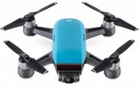 DJI Spark - Fly More Combo (kamera 1080p 12MP, 2 akkumulátor LiPo 1480mAh, hatótáv 500m)