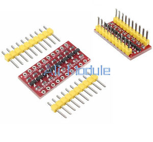 I2C IIC 8 Channel Logic Level Converter Module Bi-Directional for Arduino