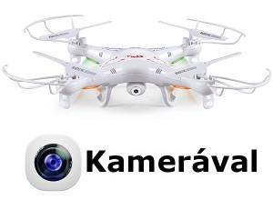 Syma X5C kamerás Quadrocopter