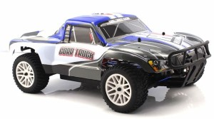 RC Rally autó Himoto Corr Truck 2.4GHz