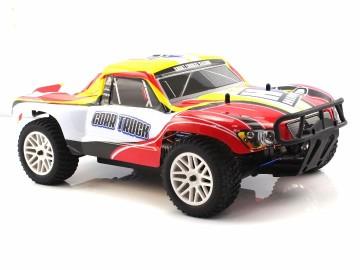 RC Rally autó Himoto Corr Truck 2.4GHz, Brushless verzió