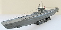 Graupner U-BOOT tengeralattjáró