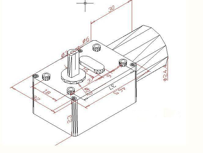 Dc Motor Hajtmves Nyomatk Motor