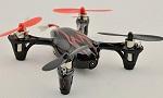 Quadcopter Hubsan H107C Spy Camera